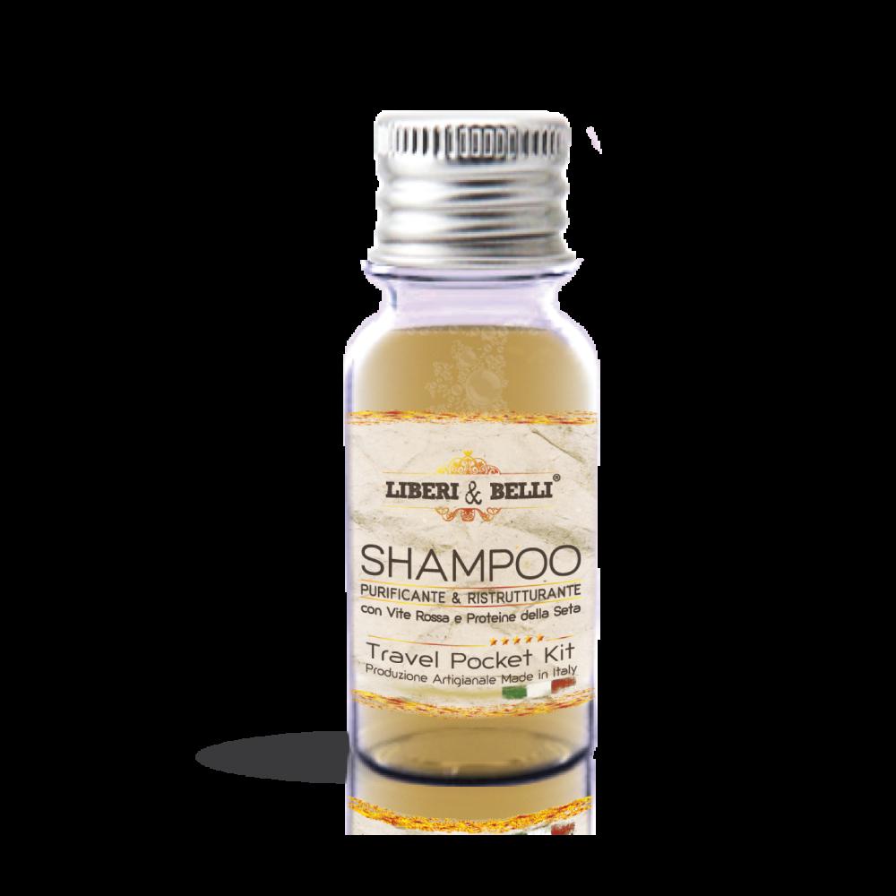 shampoo liberi e belli